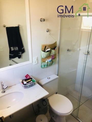 Casa a venda / condomínio rk / 03 quartos / churrasqueira / aceita casa de menor valor com - Foto 12