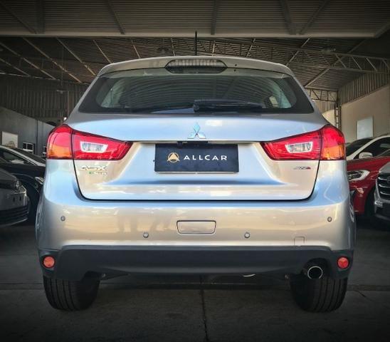 Mitsubishi Asx 4wd Cvt 2.0. Prata 2017/2018 - Foto 3
