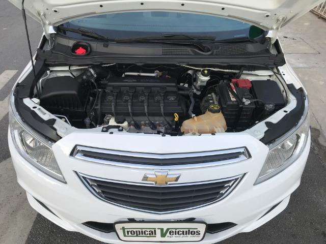 Chevrolet Onix LT 1.0 2015 Completo com My Link - Foto 11