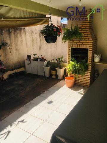 Casa a venda / condomínio rk / 03 quartos / churrasqueira / aceita casa de menor valor com - Foto 13