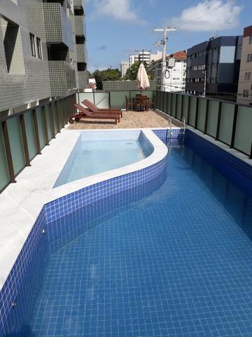 Apt. novo, na Mangabeiras, varanda, 3 quartos, 2 vagas, área de lazer! - Foto 8