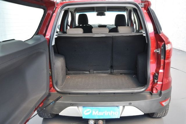 EcoSport FreeStyle 1.6 #carro impecável 2017 - Foto 10