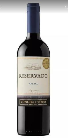 Vinho Reservado Malbec - Foto 2