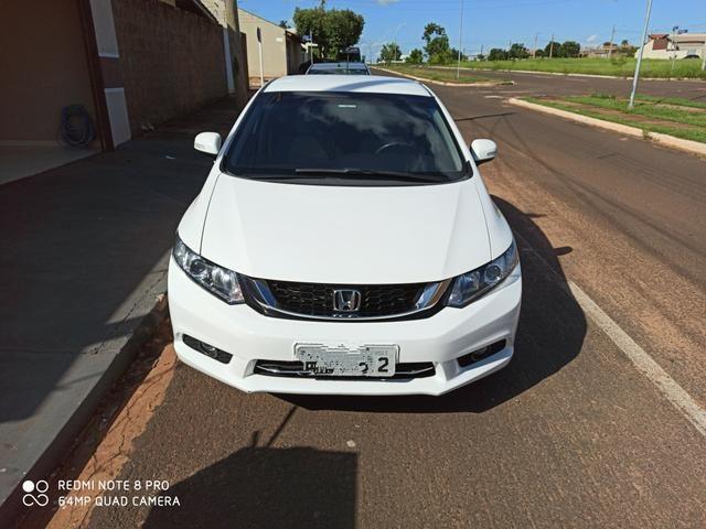 Honda Civic LXR, 2015/2016