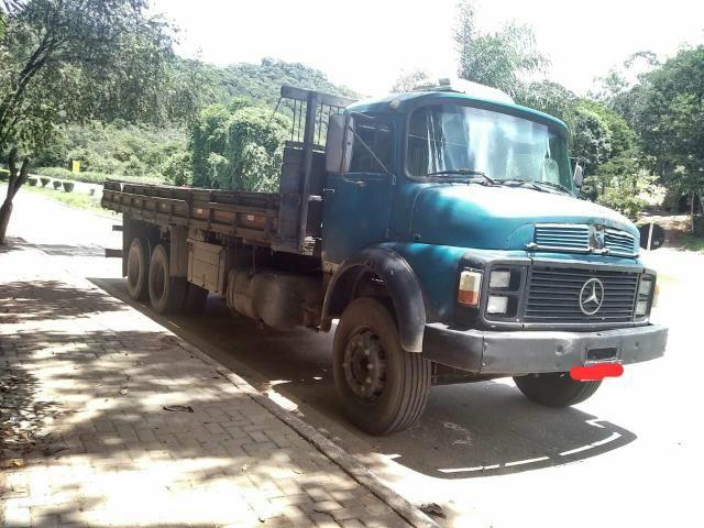 Caminhão truck MB 1513 - ano 1978 - Foto 4
