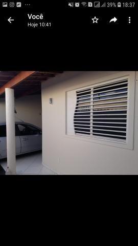 VENDOU OU TROCO por apartamento uma linda casa no Bairro Fernando Idalino Bezerra.