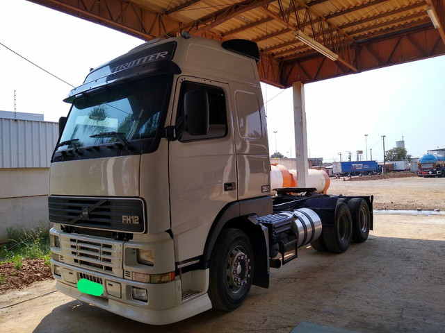 Volvo FH 12  ano 2001 globetroter 6x2 - Foto 6