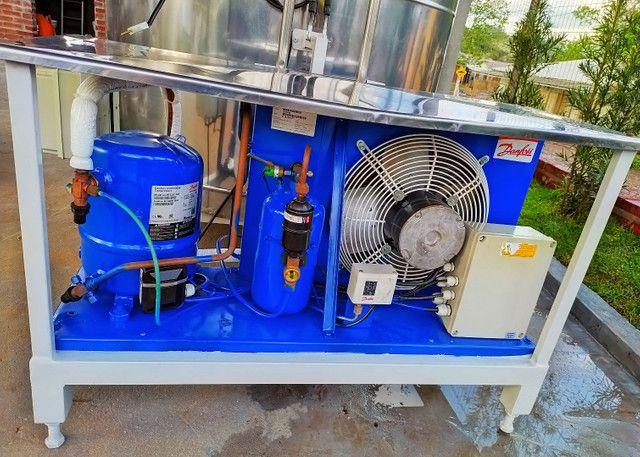 Tanque Resfriador Agranel - Foto 4