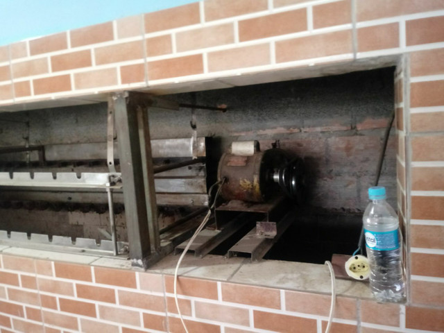 Churrasqueira rotativa industrial - Foto 2