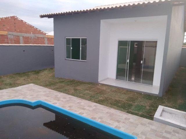 Casa em Unamar / Tamoios Cabo Frio, com piscina, 3 quartos - Foto 2