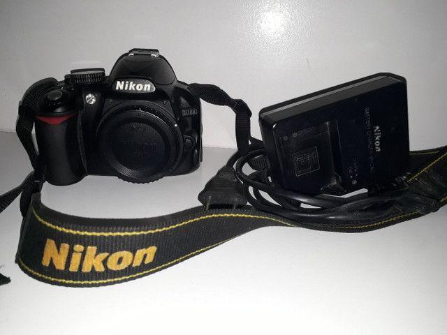 Câmera Fotográfica... Usada - Foto 2