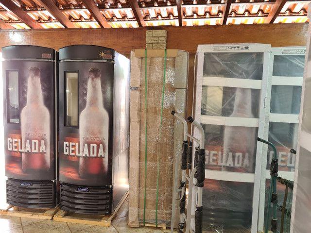 Cervejeira p comércio chácara Rancho zeras 6 e 8 cx - Foto 2