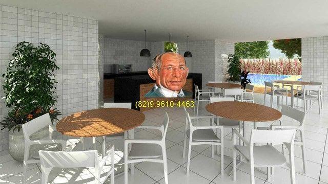Apartamento para venda com 52 metros quadrados com 2 quartos em Barro Duro - Maceió - AL - Foto 18