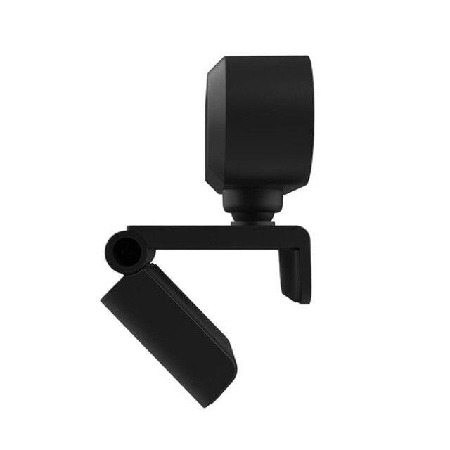 Webcam Camera Usb Full Hd 1080P Com Microfone Visão 360° - Foto 3