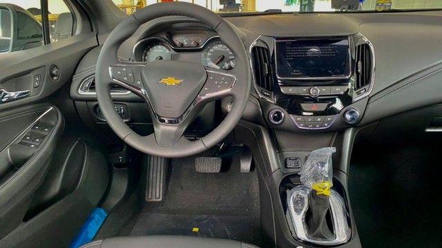 Cruze sport6, o esportivo conectado ao seu estilo. 1.4 Turbo 153cv. Pronta entrega  - Foto 10