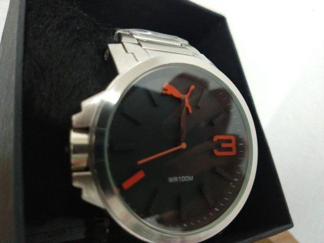 Relógio Puma Ultrasize Promoção - Foto 2