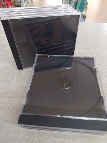 Embalagens fita VHS- CD-DVD (unidades) - Foto 2