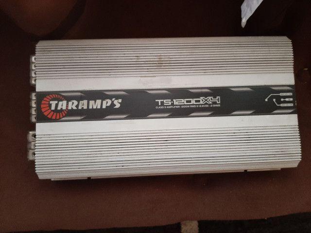 Vendo Módulo Amplificador Taramps TS 1200x4 Class D 1200W RMS<br><br>