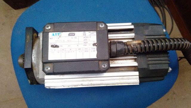 motor eletrico italiano trifasico - Foto 3