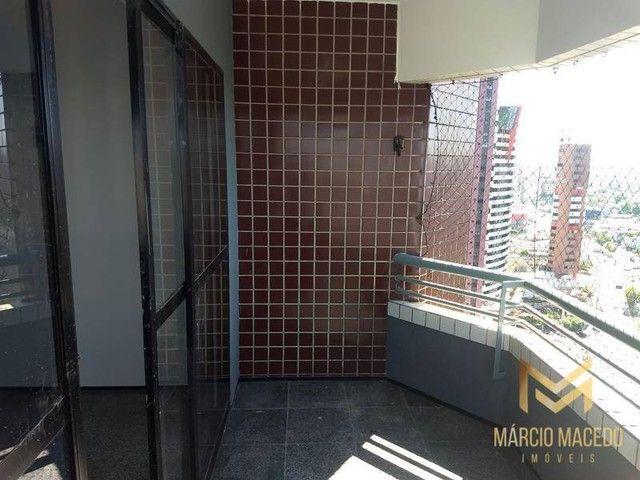 Apartamento com 3 dormitórios à venda, 145 m² por R$ 990.000,00 - Cocó - Fortaleza/CE - Foto 6