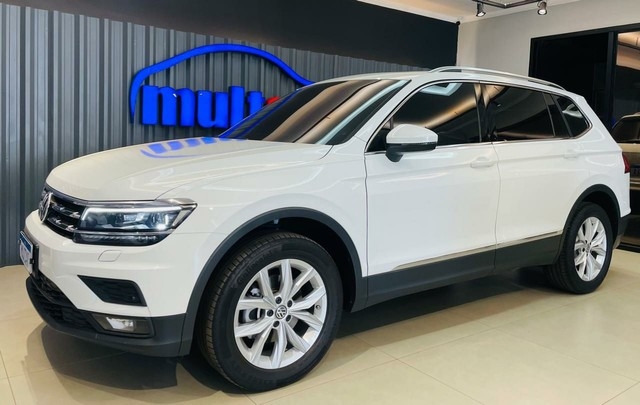 VW TIGUAN ALLSPACE COMFORTLINE 250 TSI 1.4 FLEX 07LG AUT 2019/2020