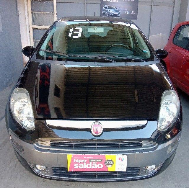 Fiat - Punto 1.6 Essence Flex Completo - 2013 - Foto 2