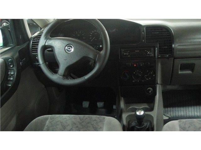 Chevrolet Zafira 2001 2.0 mpfi 8v gasolina 4p manual - Foto 6