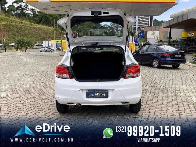 Chevrolet Onix LT 1.0 Flex 5p Mec. - Entrada no Cartão - Financio - Troco - Uber - 2015 - Foto 8