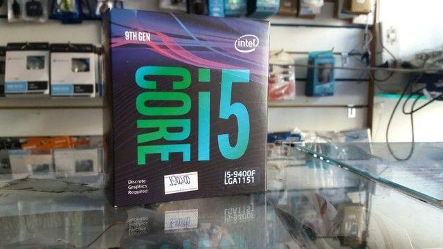 Processador intel core i5 9400f Lga 1151