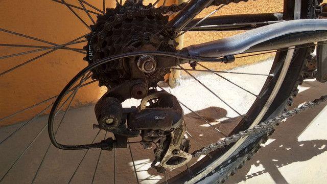 Bicicleta aro 24  - Foto 4