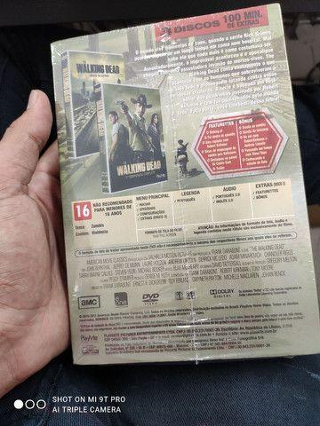 Box 1ª temporada the walking dead lacrado - Foto 3