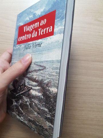 Livro Viagem ao centro da Terra - Júlio Verne - Foto 2