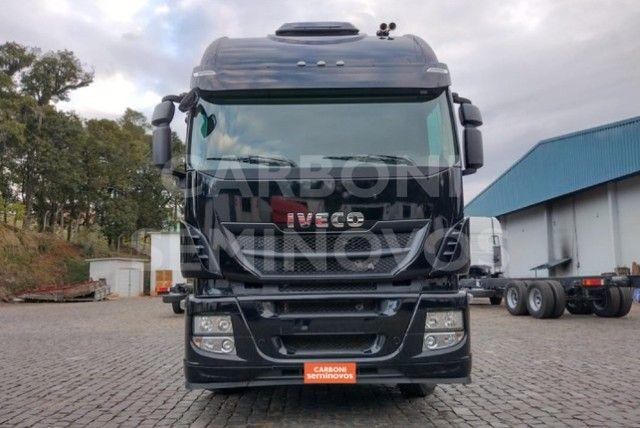Iveco Stralis HI Way 600S44 6X2, ano 2018/2019