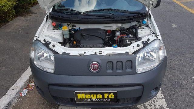 Fiat Fiorino Working Hard Flex Branco Utilitario Completo 2020 - Foto 4