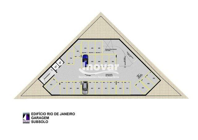 Apartamento à venda, 1 quarto, 1 suíte, 1 vaga, Centro - Belo Horizonte/MG - Foto 8