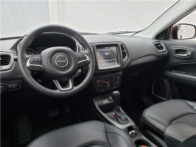 Jeep Compass 2018 2.0 16v flex longitude automático - Foto 8