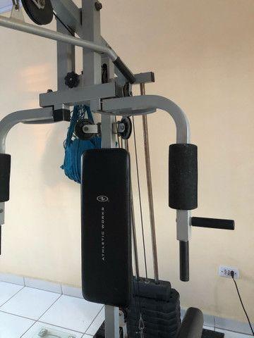 Máquina de academia  - Foto 4