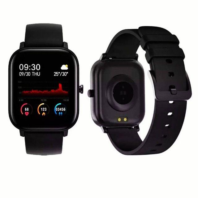 Relógio smartwatch COLMI P8 SE NOVO PRONTA ENTREGA