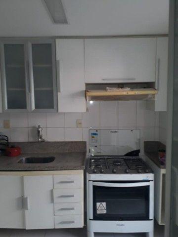 Apartamento 117 m2 mobiliado - leia o anuncio  - Foto 4