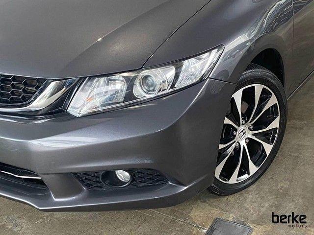 Honda Civic Sedan LXR 2.0 Flexone 16V Aut. 4p - Foto 3