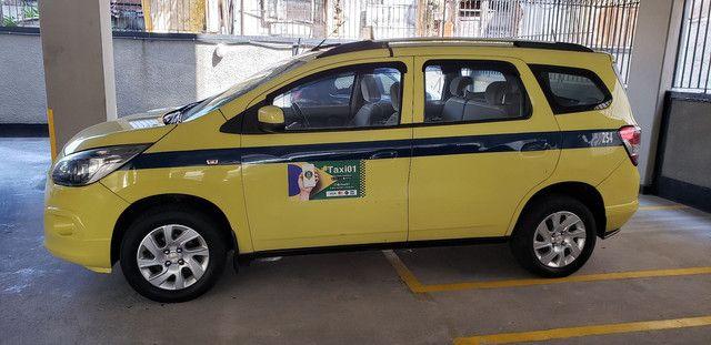 Táxi Spin 2014 carro + aut - Foto 3