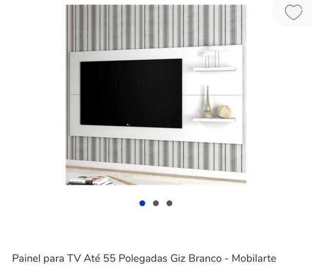 Painel para tv ,até 55 polegadas/Novo - Foto 2