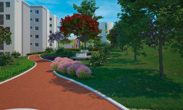 Venha realizar seu sonho de adiquir seu imovel| Apartamento 02 Qts| Portal de Enseada - Foto 2