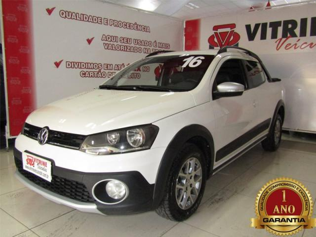 VOLKSWAGEN SAVEIRO 2015/2016 1.6 CROSS CD 16V FLEX 2P MANUAL