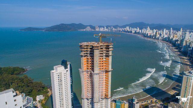 Melhor Oportunidade de Balneário Camboriú -Acima do 60º andar - Vista Mais Linda da Região