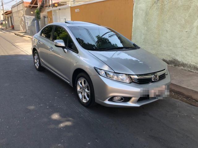 Civic EXS 1.8 Com Teto 12/13