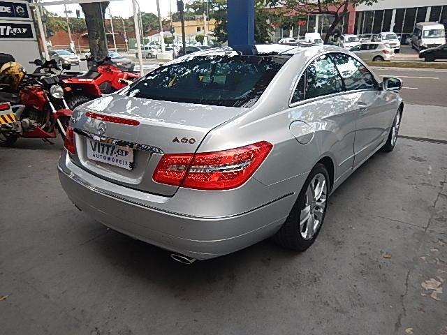 Mercedes Benz Classe E E350 Coupe. 2010