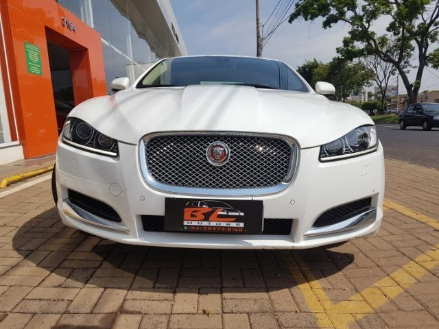 Amazing Jaguar Xf Luxury 2.0   2014/2014