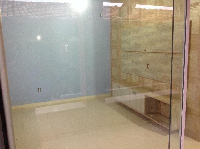 Chale novo,bem arejado,4 dormitórios,3 banheiros,piscina,sauna salao de jogos - Foto 12