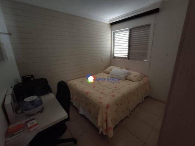 Apartamento com 3 dormitórios à venda, 126 m² por r$ 510.000,00 - setor bueno - goiânia/go - Foto 9